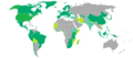 Visa requirements for Bahamian citizens.png