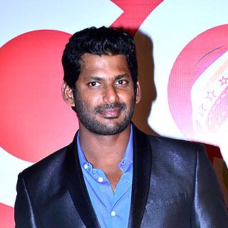 Vishal (actor) Indian film actor