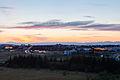 Vista de Reikiavik desde Perlan, Distrito de la Capital, Islandia, 2014-08-13, DD 137-139 HDR.JPG