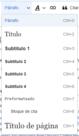 VisualEditor Toolbar Headings-es.png