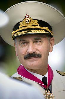 ammiraglio della flotta russia wikipedia
