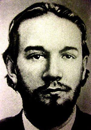 Vladimir Zenzinov - V.M. Zenzinov as a young man