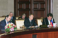 Vladimir Putin in Turkmenistan 23-24 April 2002-5.jpg