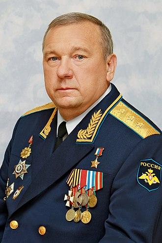 Vladimir Shamanov - Image: Vladimir Shamanov. Cabinet photo
