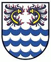 Coat of arms of Vodochody