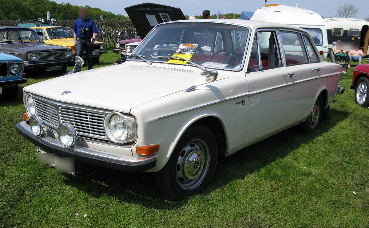 Volvo 140 — Вікіпедія
