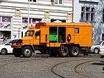 Vršovice, Minská, svářečské auto DPP.jpg