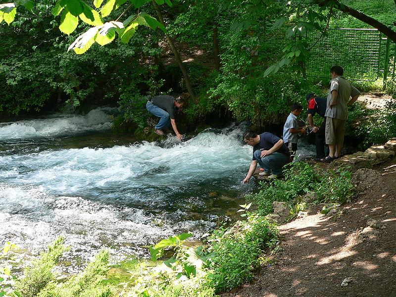 File:Vrelo Bosne, Sarajevo.jpg