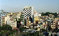 Vue urbaine Ho Chi minh ville 2006.jpg