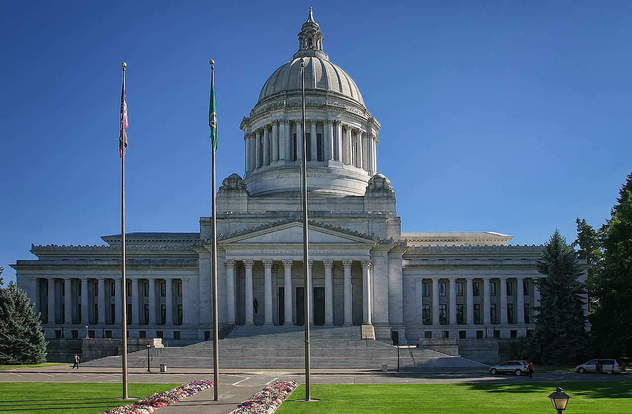 Image result for washington state capitol