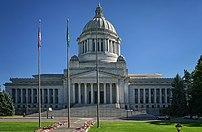 The Washington State Capitol Leglislative Buil...