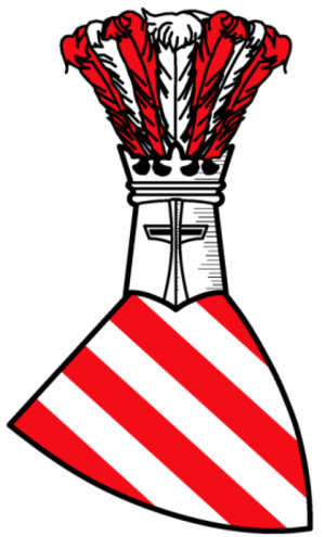 Kőszegi family - Coat of arms of Kőszegi family