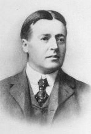 Wilder Dwight Bancroft - W.D. Bancroft