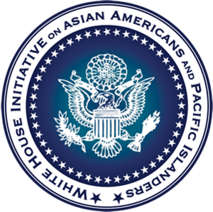White House Initiative on Asian Americans and Pacific Islanders - The official White House Initiative on Asian Americans and Pacific Islanders seal.