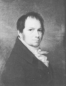 Ferdinand Hartmann; Selbstporträt um 1815 (Quelle: Wikimedia)
