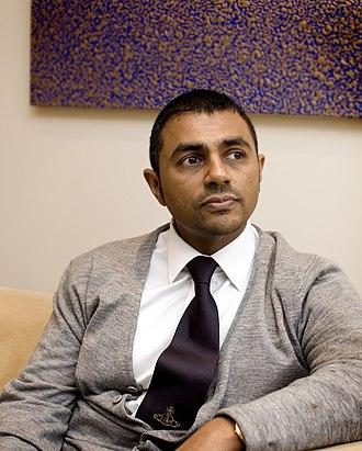 Waheed Alli, Baron Alli - Image: Waheed Alli 2010