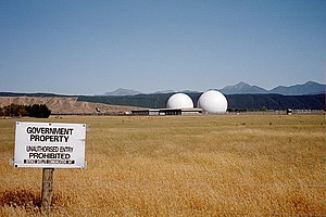 Government Communications Security Bureau - The Waihopai facility