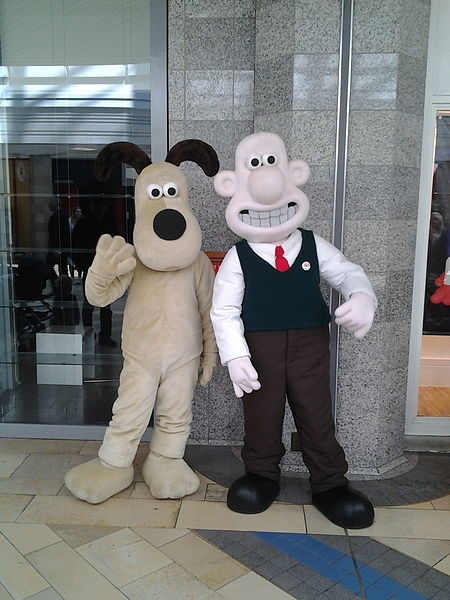 Wallace And Gromit Get Out Of Bed Machine