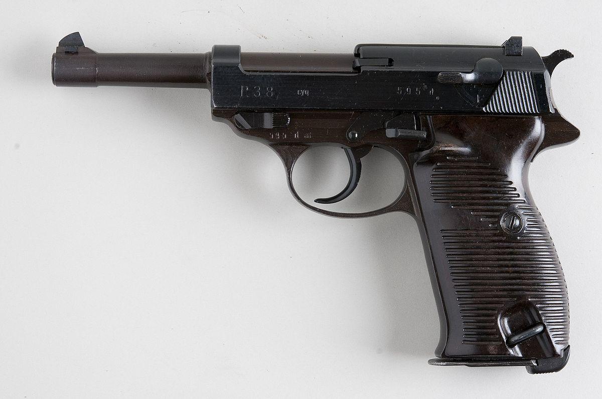 Resultado de imagen para Walther P-38