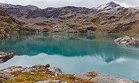 Wandeltocht van parkeerplaats bij centrale Malga Mare (1983m) naar Lago del Careser (2603m) 17.jpg
