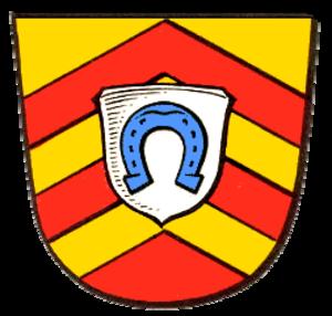 Ginnheim - Image: Wappen Ginnheim