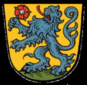 Niederursel - Image: Wappen Niederursel