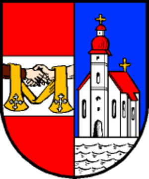 Seekirchen am Wallersee - Image: Wappen at seekirchen