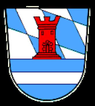 Lupburg - Image: Wappenlupburg
