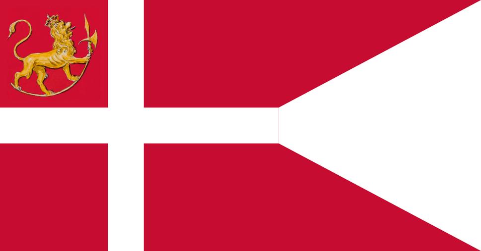 War ensign of Norway 1814