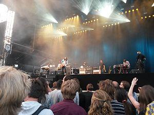 The War on Drugs (band) - The War on Drugs at Best Kept Secret Festival, 2014