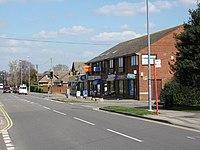Wareham Road, Corfe Mullen - geograph.org.uk - 1230264.jpg