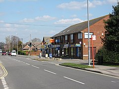 Wareham Road, Corfe Mullen - geograf.org.uk - 1230264.jpg
