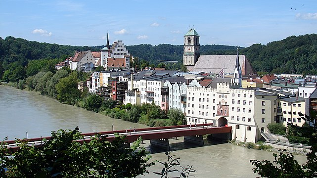 Wasserburg am Inn