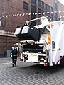 Waste collection truck - City of Westminster.JPG
