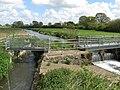 Water flow management at Wineham - geograph.org.uk - 1273988.jpg