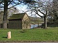 Waterworks building on Chew Magna Reservoir - geograph.org.uk - 1745777.jpg