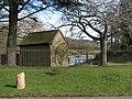 Waterworks building on Chew Magna Reservoir - geograph.org.uk - 1745777.jpg
