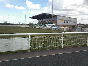 Nantwich Town F.C. - Weaver Stadium