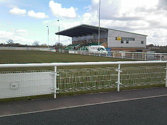 Nantwich - The Weaver Stadium