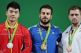 Weightlifting at the 2016 Summer Olympics-85kg-12.jpg