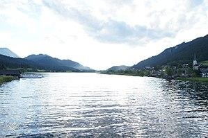 Weissensee (Carinthia) - Image: Weissensee West