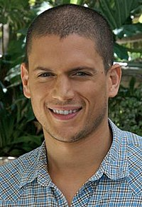 Wentworth Miller, interprète de Michael Scofield.