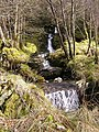 West Highland Way Waterfall - geograph.org.uk - 152086.jpg