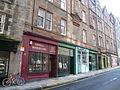 West Port bookshops, Edinburgh.JPG