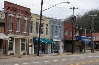 Wetumpka, Alabama City in Alabama, United States