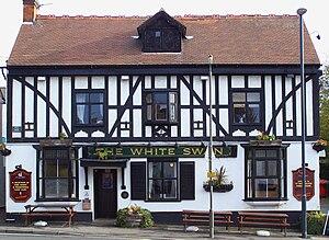 Littleover - White Swan public house