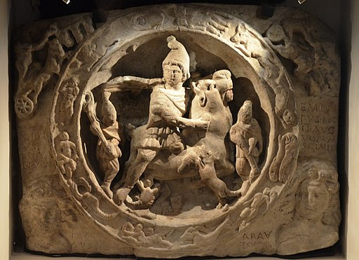 Roman Temple of Mithras - London Mithraeum