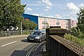 Wide Lane Bridge and Premier Travel Inn, Eastleigh - geograph.org.uk - 502068.jpg