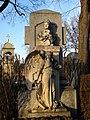 Wien-Simmering - Zentralfriedhof - Grab der Schauspielerin Josefine Gallmeyer.jpg