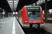 Wiesbaden Hauptbahnhof ET 423